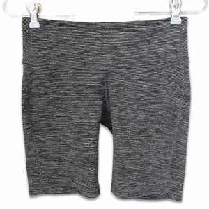 Old Navy Active Go-Dry heather gray stretch shorts